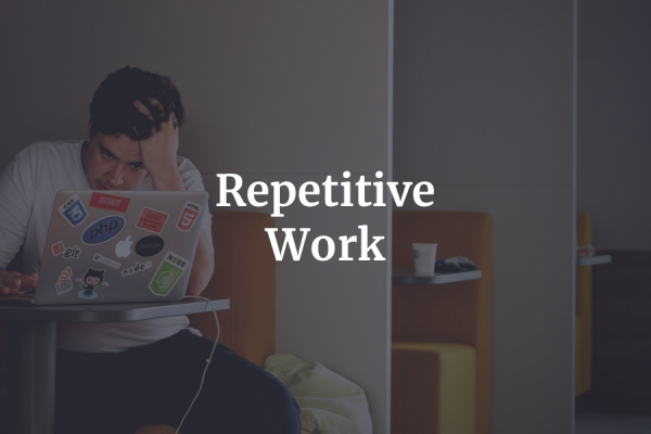 Repetitive work